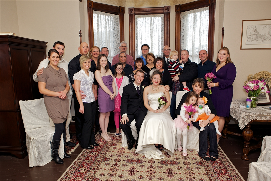 The Wedding Attendees