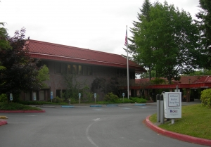 Thurston County Courthouse