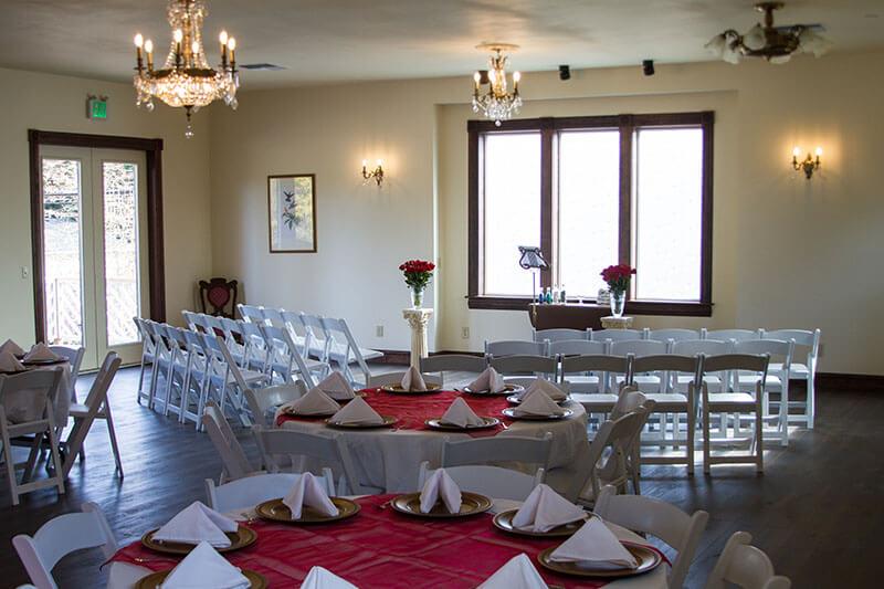 The Grand Victorian Ballroom